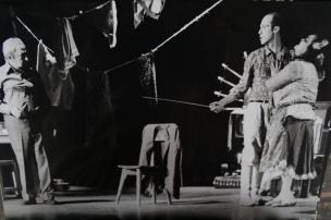 Gilberto Pérez-Gallardo, Héctor Bourges y Guadalupe Hernández.